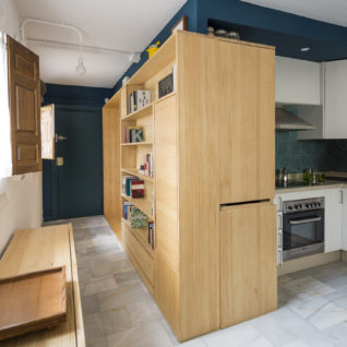Apartamento para uno